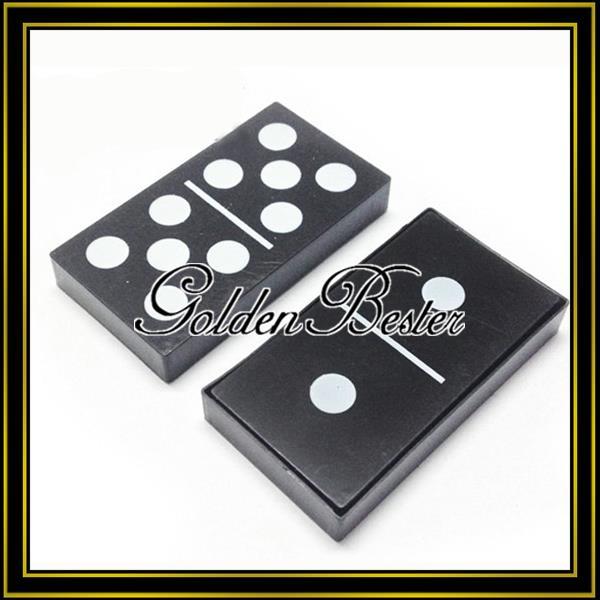 Free shipping Domino dice magic trick 5pcs/lot for magic toy wholesale(China (Mainland))