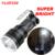 Brand YUETOR 3800lm cree xm-l2 5 modes camping fishing bicycle cycling hunting 18650 battery led powerful led flashlight