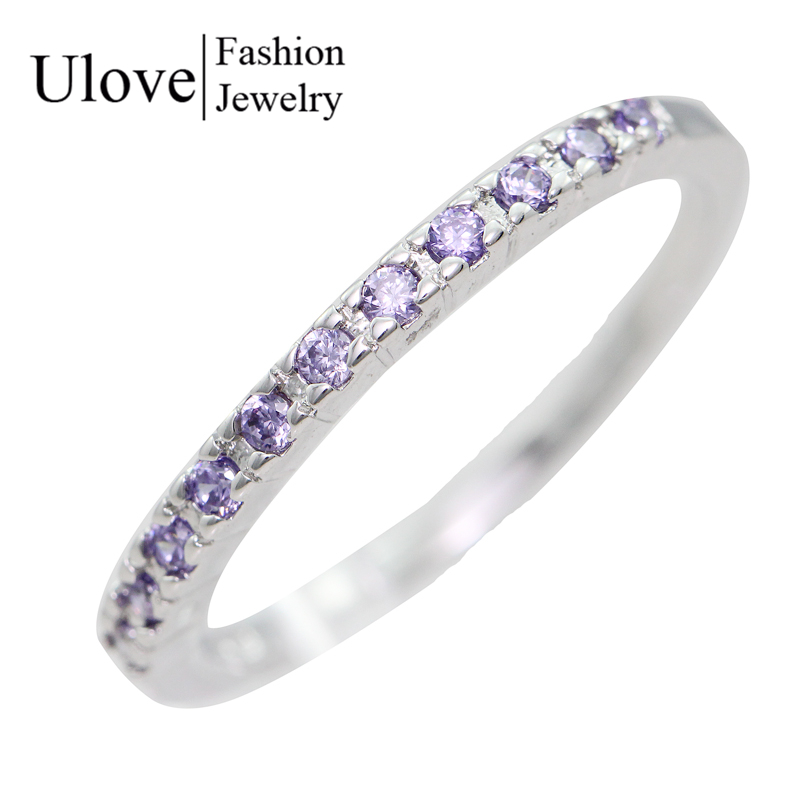 Discount Wedding Promotion Silver 925 Rings for Women Cubic Zirconia Simulated Diamonds Micro Pave Wedding Jewelry Band J029(China (Mainland))