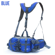 5L Multifunctional Sports Bags/backpack Cycling Hunting sightseeing Waist Bag nylon Waterproof outdoor camera bag nikon D90(China)