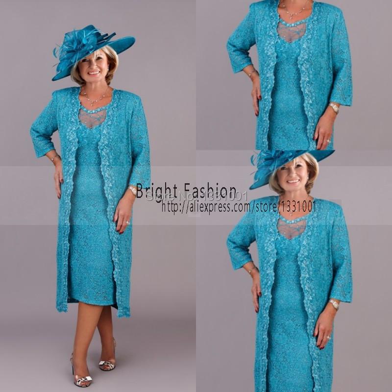 Aliexpress.com : Buy Turquoise Wedding Mother Of Bride