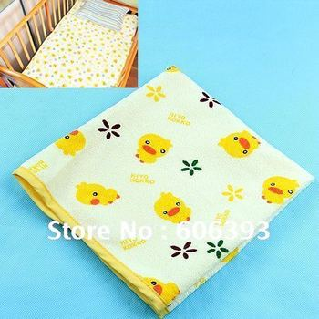 C18 Baby Infant Home Travel pure Cotton diapers Mat,Baby Changing Mat Cover Waterproof Pad,Baby supplies L/M/S Size