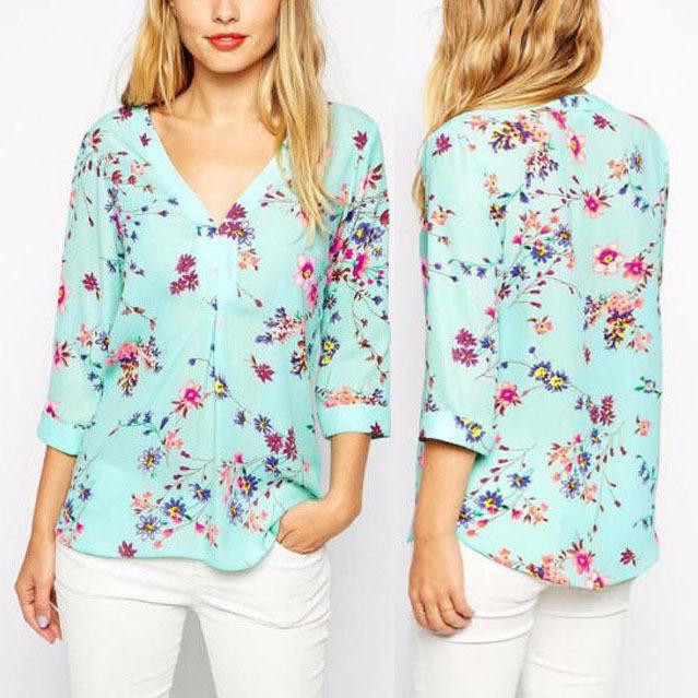 Женские блузки и Рубашки CICI 2015 V blusas camisa cici