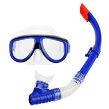 Hot Sale Professional diving mask soft liquid silicon scuba diving mask with clear tempered glass top snorkel mask for adult(China (Mainland))