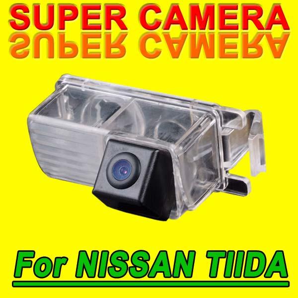 For Sony CCD Nissan Tiida Skyline R35 GTR 250GT CUBE Livina Fairlany 350Z 370Z Geniss Car rearview parking backup reverse Camera(China (Mainland))