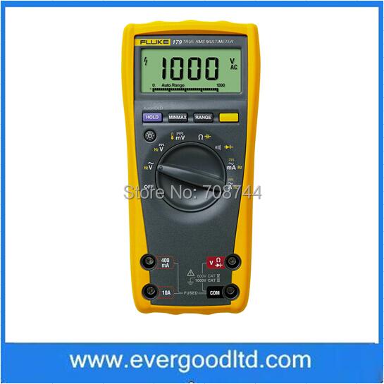 Fluke 179/F179C True RMS Digital Multimeter Tester Meters(China (Mainland))