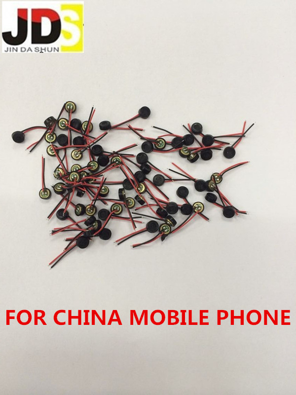 1000pcs/lot free shipping BY DHL good quality universal microphone for many mobile phones china mobile phone(China (Mainland))