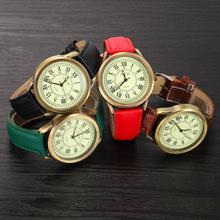 Women Dress Watches Women Vintage Leather Watches Fashion Quartz Retro Sports Vintage WristWatches 2015 New relogio feminino