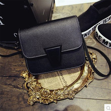 2016 fashion women bag vintage casual candy leather handbags hot sale ladies party purse women crossbody shoulder messenger bags