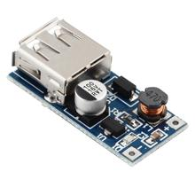 1Pcs 0.9V-5V DC-DC Adjustable Step-up Boost Power Converter Board Module 96% Transfer Efficiency Authentic Cheap New Hot Selling(China (Mainland))