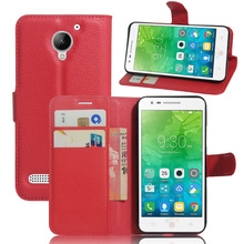 Buy Lenovo Vibe C2 Case Wallet Leather Case Lenovo Vibe C2 Phone Bags Flip cover case card Slot Stand Function for $4.79 in AliExpress store