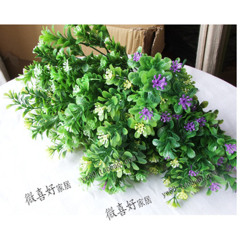Artificial grass meters bonesetter decoration flower props artificial flower plastic grass