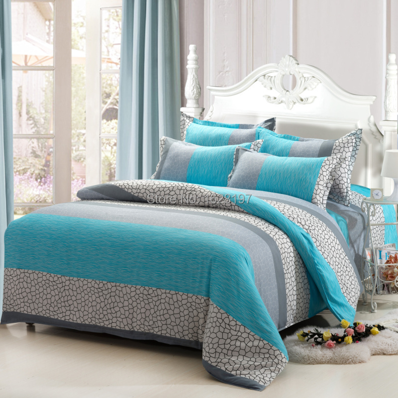 Sweet new bedding sets bedspreads sheet simple bedclothes for Minimalist bed sheets