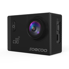 SOOCOO C30 Action Sport Waterproof Camera NTK96660 Wifi 4K Gyro 70-170 Degrees Adjustable(China (Mainland))