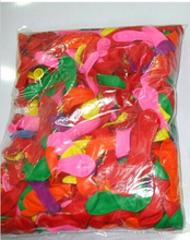 500Pcs/lot Water Bombs Colorful Latex Balloons Pearl Wedding Party Birthday Ballon Party Children Toy Home Decorate globos(China (Mainland))