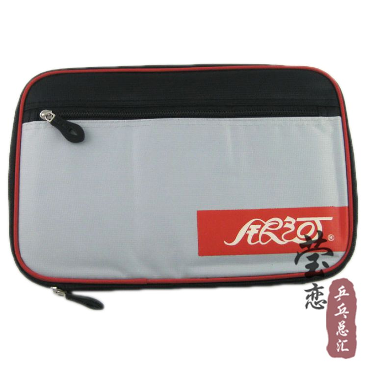 Original Galaxy yinhe 8002 table tennis bag rectangle bag single layer table tennis rackets for ping pong paddles racquet sports(China (Mainland))