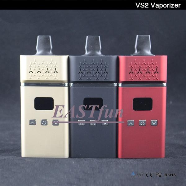 Фотография 5pcs freeDHL Vaporizer Box Titan VS II VS2 vaporizer temperature control slim vaporizer Pen VS Titan 1 Titan 2 Mod evic-vt kit