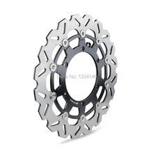 320mm Oversize Floating Front Brake Rotor Disc KTM SX SXF EXC XC SXC 125-640cc - Speed and Sport Graphics store
