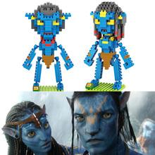 LOZ Avatar Diamond Building Blocks Best Present Gift Bricks Action Figures Toy