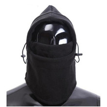 Motorcycle/bike/Bicycle outdoor sports CS Fleece ski full Face Mask Winter Stopper for Protection Dust Wind Proof Scarf(China (Mainland))