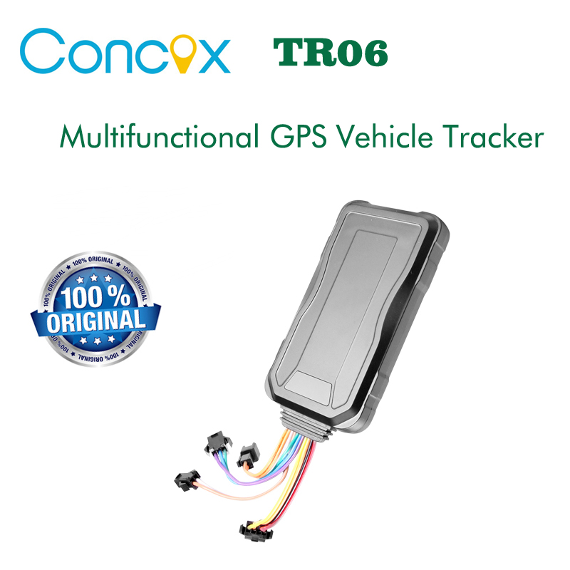 Chinese best selling Concox TR06 with ios app android app Car anti-theft gps tracker(China (Mainland))