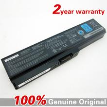 Original Laptop Battery PABAS228 for Toshiba Satellite C660 L700 L750 L640 L730 L745 PA3817U-1BRS PA3817U PA3818U-1BRS A600 L670