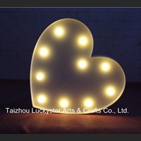 14inch metal LED flamingo light LED Marquee Sign LIGHT UP night light Indoor  Deration customize order