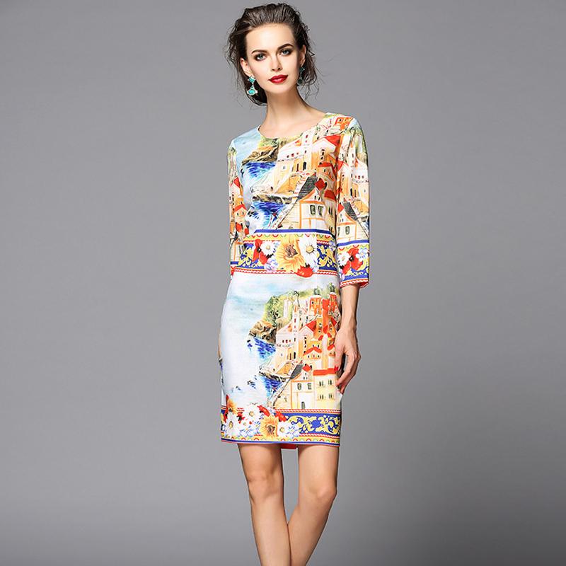 Womens Spring Dresses - Dress Xy