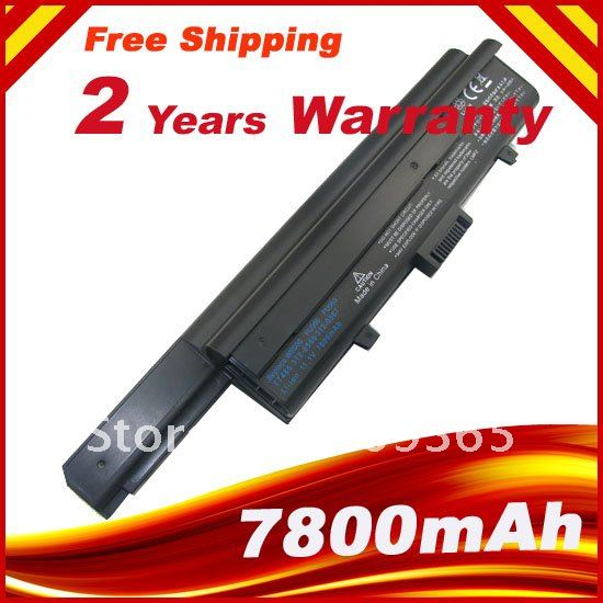 NEW Laptop battery for DELL XPS M1330 PU563 PU556 WR050 PU563 TT485 451-10474 black, 9 Cells<br><br>Aliexpress
