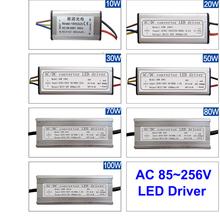 Water Proof Power Supply LED Driver for 10W 20W 30W 50W 70W 80W 100W LED Flood light Lamp(China (Mainland))