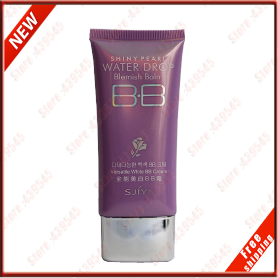 Original Almighty Whitening BB Cream 30ml fashion purple makeup concealer skin waterproof S004 fashion purple(China (Mainland))