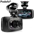 100 Original Novatek GS8000L Car Camera DVR Full HD 1080P Night Vision 140 Degrees Wide Angle