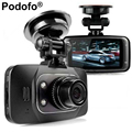 100 Original Novatek GS8000L Car Camera DVR Full HD 1080P Night Vision 140 Degrees Wide Angle