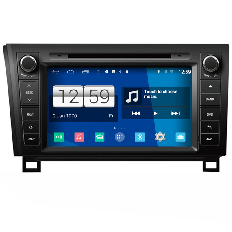 """7"""" Quad Core 1024*600 16GB Android Car Radio for Toyota Tundra Sequoia GPS Navigation with Stereo BT DVD RDS Wifi 3G Mirror Link(China (Mainland))"""
