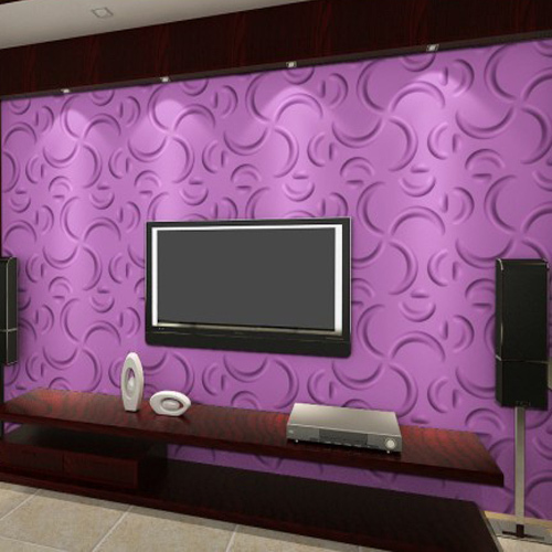 Laver design 3d ceiling wall panel wallpaper modern for 3d wall designs bedroom