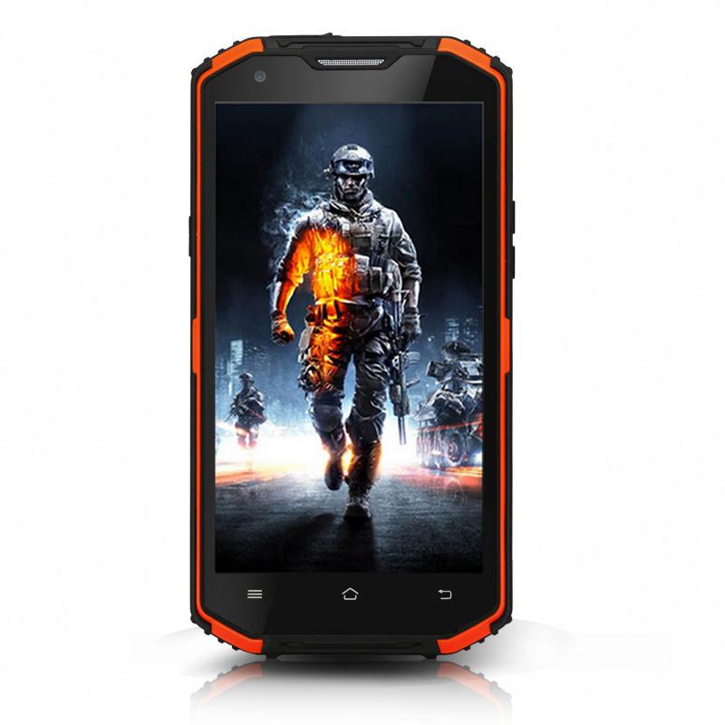 GUOPHONE V13 Android 5.1 4G Smartphone Waterproof MTK6735 Quad Core 2GB RAM 16GB ROM Dual SIM 4500mah 13MP Outdoor Mobile Phone(China (Mainland))