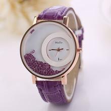2017 HOT best birthday present women luminous hands Swan Lake wristwatch Sand bottle fashion quartz watches relogio feminino(China (Mainland))