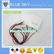 Buy 10pcs/lot TEC1-12709 12v 9A TEC Thermoelectric Cooler Peltier 12709 for $45.40 in AliExpress store