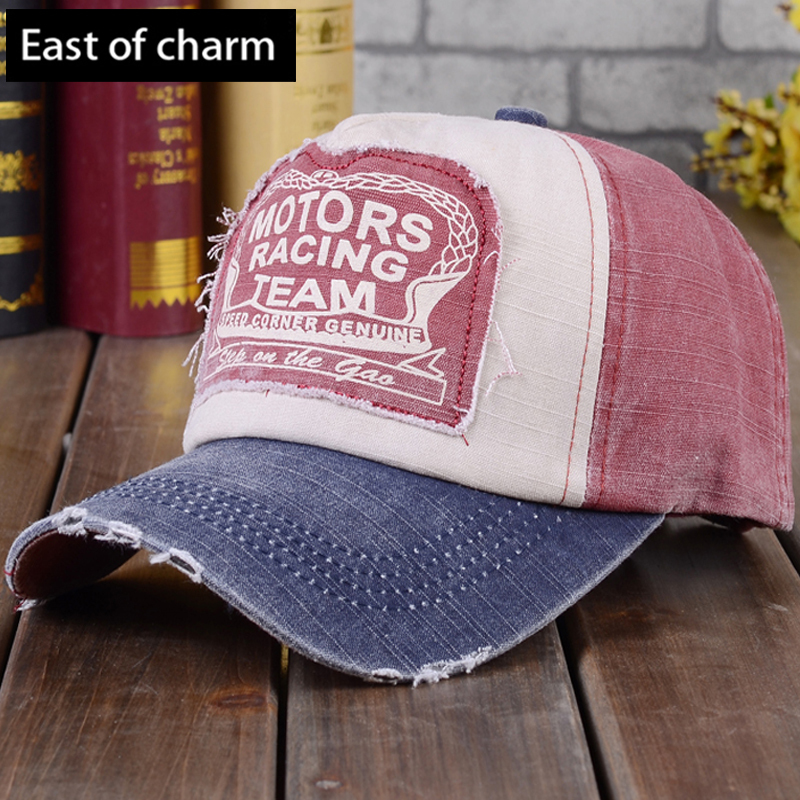 Cool!!New 2015 Brand Baseball Cap Unisex Bone Snapback Cap Patch Distressed Outdoor Sun Hat Baseball-caps Gorras(China (Mainland))
