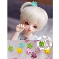 [LUCKY] 100PCS/LOT Wholesale SD Doll Hairpins Cute Mini Hair Accessories For BJD Doll