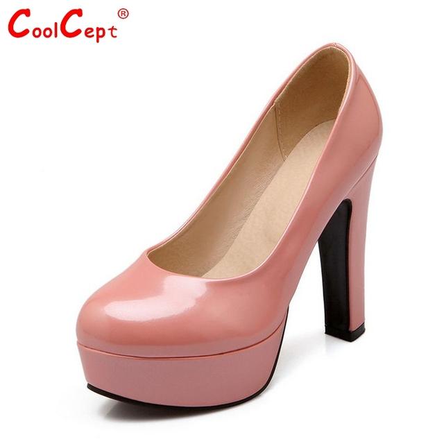 Женщины стилет туфли на высоких каблуках sexy lady платформы весенняя мода на высоких ...