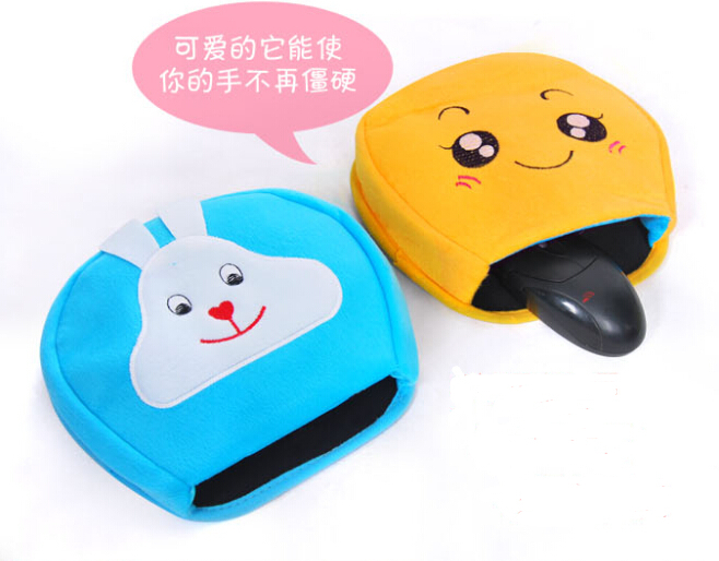 Heating mouse pad/USB Heated /warm winter heating, Oymyakon mouse pad.(China (Mainland))