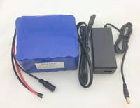 Комплект батарей tragbare dc 12 v ionen 2200 cctv/kameras 18650