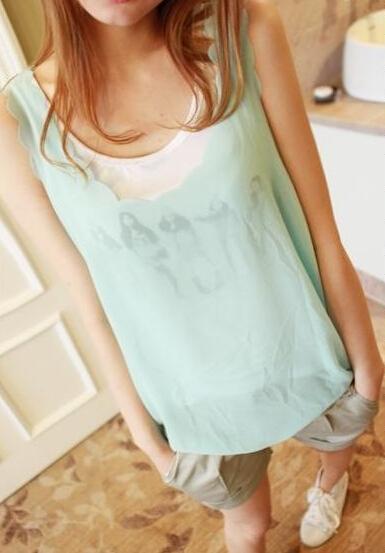 Женские блузки и Рубашки FOREVER LOVE FLT002