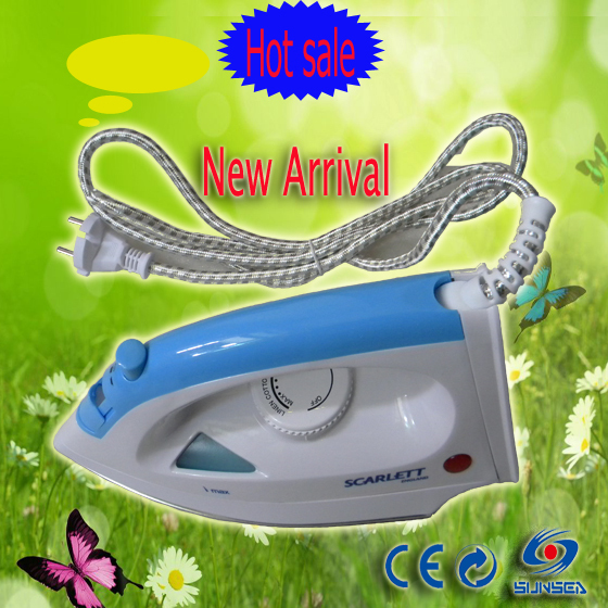 hot sale electric iron laudary steam spray ,household portable cleaner steam irons garments free shipping(China (Mainland))
