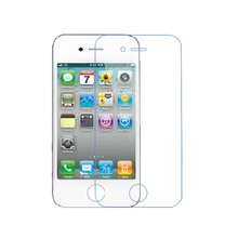 1pcs Ultra Clear Front Transparent LCD HD glossy Screen Protector Screen protective film for iPhone 4 4s 4G