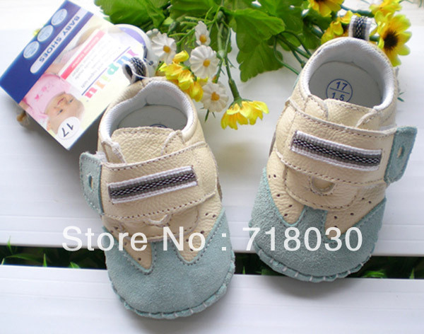 2013 hot new lovely baby soft bottom first walkers Genuine leather baby shoes Free shipping px01-1<br><br>Aliexpress