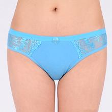 86497 New Arrival Underwear 2015 Hot Sale Women Lace Cotton Bikini Panties(China (Mainland))