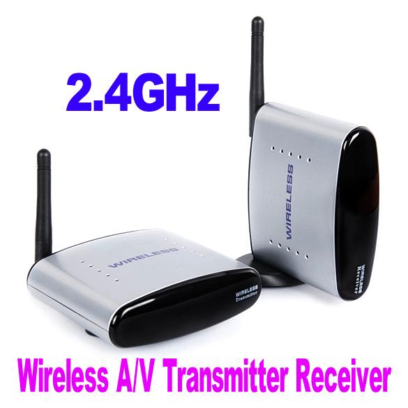 A#V9 New PAT-330 150m 2.4G Wireless AV Sender TV Audio Video Transmitter Receive Free Shipping(China (Mainland))
