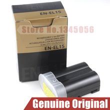 Batteries Battery EN-EL15 EL15 ENEL15 For Nikon D600 D610 D750 D800 D800E D810 D7000 D7100 V1(China (Mainland))
